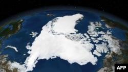 Арктика. Вид из комсоса