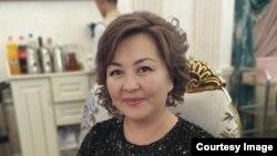 Жылдыз Айгерчинова.