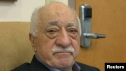 U.S.-based preacher Fethullah Gulen denies any involvement in this month's failed coup attempt in Turkey