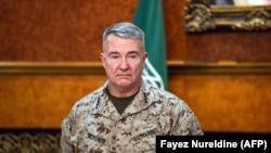 کنت مکنزی، فرمانده ستاد مرکزی امریکا