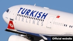 Avion Turkish Airlinesa