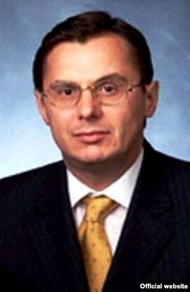 Александр Мирчев, американский лоббист, независимый член совета директоров фонда 'Самрук-Казына'. Фото с сайта фонда.