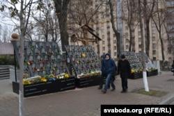 Сёньняшні антураж кіеўскай сталіцы