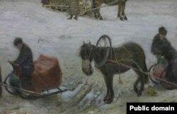 Юдаль Пэн. «Балаголы». 1910-я гг.