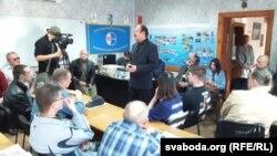 Выступае Вячаслаў Сіўчык