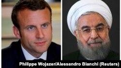 روحانی در تماس تلفنی با مکرون خواستار همکاری سازنده فرانسه شده است.