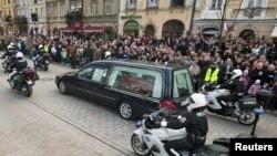 Польша готовится к похоронам президента