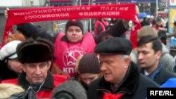Геннадий Зюганов намерен стоять за правду до конца.