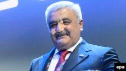 Әзербайжанның SOCAR мемлекеттік мұнай компаниясының президенті Ровнаг Абдуллаев.