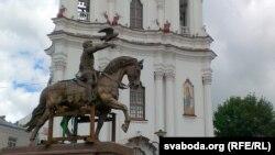 Помнік Альгерду ў Віцебску
