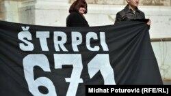 Nevladine organizacije u Beogradu obeležavaju svake godine kidnapovanje i ubistva civila u Štrpcima