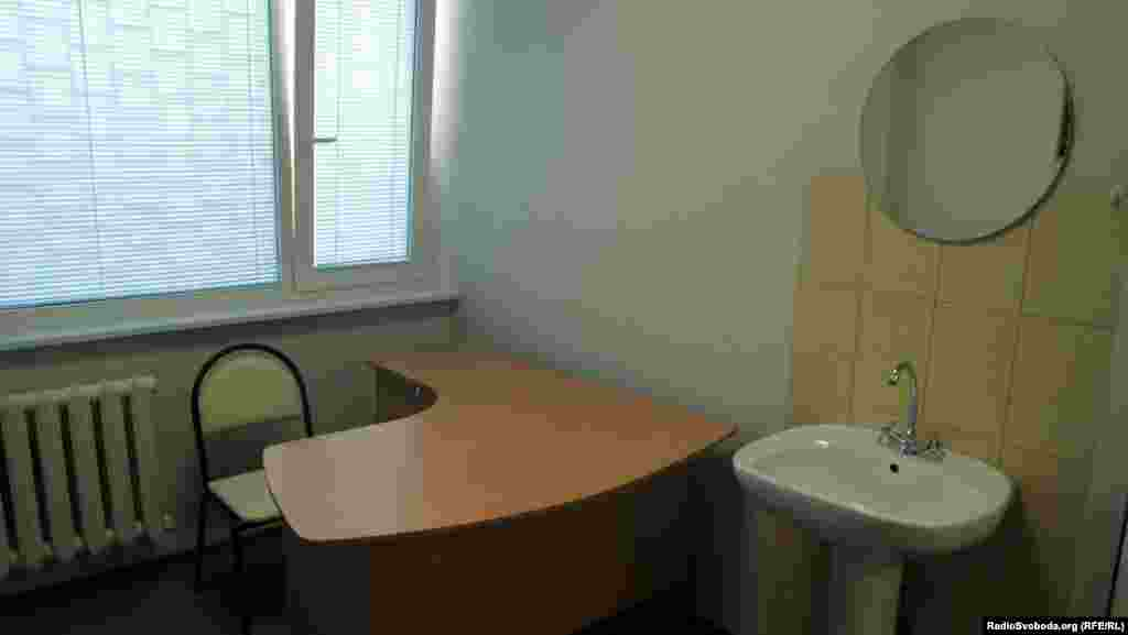 Кімната для зустрічей (фото Олександра Овчинникова)