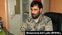 Авганистанскиот регионален шеф за безбедност Аминулах Амархаил