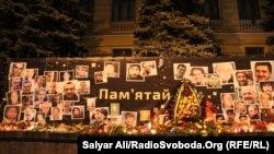 Із 18 по 22 лютого у всіх регіонах України заплановані заходи з нагоди вшанування пам'яті Небесної сотні
