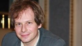 Kazakhstan - Johann Bihr, Reporters Without Borders. Almaty, 23Jan2013.