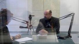 Bruno Vekarić u razgovoru sa Brankom Mihajlović
