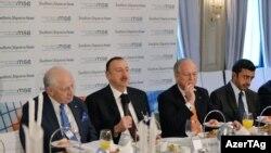 Нa «круглом столе»: «Стратегия диверсификации» в рамках Мюнхенской конференции