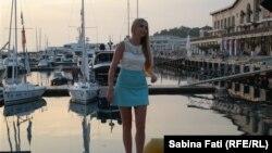 Soci, Rusia 2016: portul de iahturi la asființit