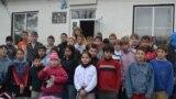 La şcoala auxiliară din Nisporeni