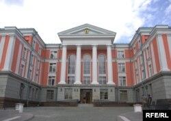 «Дом Масквы» на Старажоўскай вуліцы ў Менску