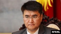 Учкунбек Ташбаев.