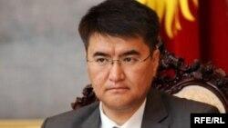 Учкунбек Ташбаев