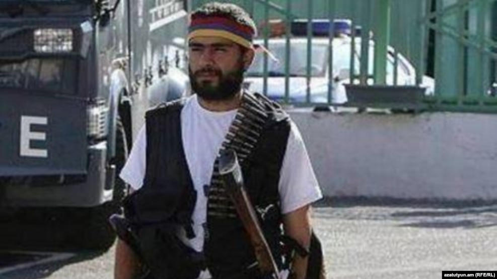 Член группы «Сасна црер» Смбат Барсегян прекратил голодовку