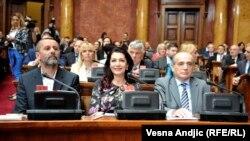 Novi saziv Skupštine Srbije