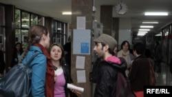 Studentska blokada Filozofskog fakulteta u zagrebu