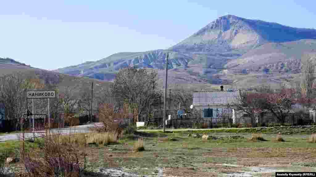 К селу примыкают склоны вершины Коклюк – южной оконечности «крылатой» горы, или хребта подковообразной формы Узун-Сырт