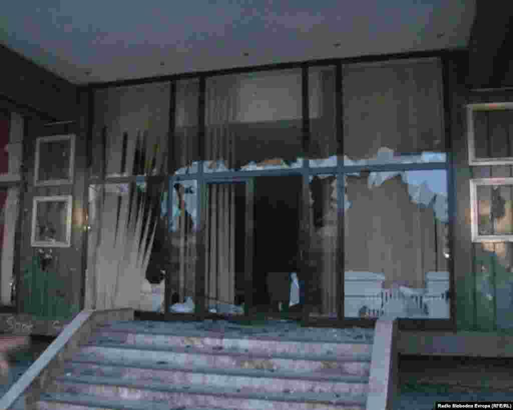 Зеница после беспорядков, 8 февраля