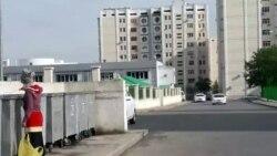 Aşgabatda polisiýa zibil dörýänlere garşy 'göreşi' täze derejä çykarýar