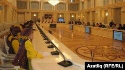 Конференцияне ачу тантанасы