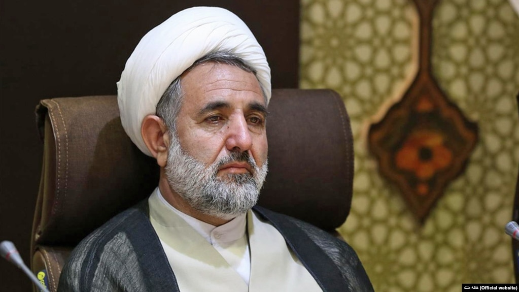 Mojtaba Zolnour, Chairman of Iranian Parliament's National Security and Foreign Policy Committee says human error caused plane crash. FILE PHOTO.