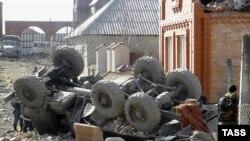 Результаты одного из последних боестолкновений в Ингушетии