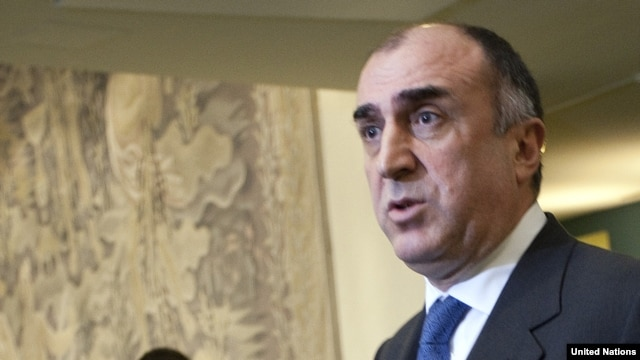 Azerbaijani Foreign Minister Elmar Mammadyarov vowed that Baku would step up its efforts to bring about the withdrawal of Armenian troops from Nagorno-Karabakh.