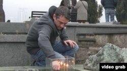 Sandro Girgvliani-nin meyiti 2006-cı ildə Tbilisi ətrafında tapılmışdı