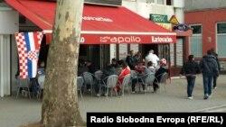 Praćenje utakmice Hrvatska - Srbija u Mostaru, 22. mart 2013.
