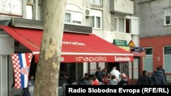 Praćenje utakmice Hrvatska - Srbija u Mostaru