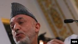 Ооган президенти Хамид Карзай