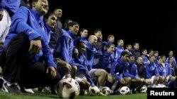 Futbol bo'yicha O'zbekiston milliy terma jamoasi