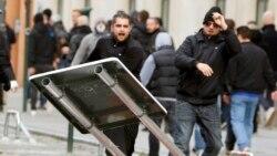 РикIкIунищ Шималияб Кавказалдаса гIадамал террористаллъун Европаялда