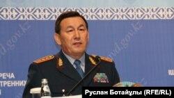 Глава МВД Казахстана Калмуханбет Касымов.
