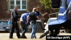Затримання росіянина, якого німецькі слідчі називають лише на ім'я Магомед-Алі, у серпні 2018 року