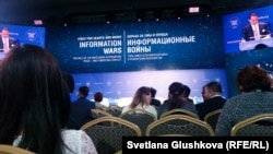 Евразиялық медиафорум. Астана, 21 сәуір 2016 жыл.