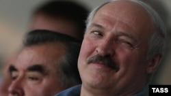 Аляксанар Лукашэнка, 2014 год