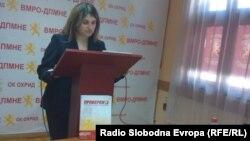 Јованка Дамоска Секулоска.