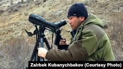 Зайырбек Кубанычбеков, руководитель общественного фонда «Илбирс»