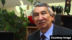Bekbolot Talgarbekov, a former Kyrgyz agriculture minister, is one of three people arrested on charges of plotting a coup.