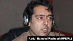 عبدالستار سعادت رییس شبکه حقوق دانان افغانستان